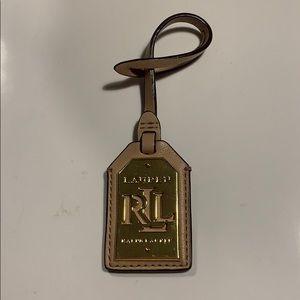 Ralph Lauren keychain